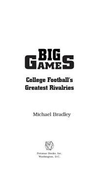 Big Games PDF