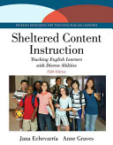 Sheltered Content Instruction  Teaching English Learners with Diverse Abilities with Enhanced Pearson Etext    Access Card Package