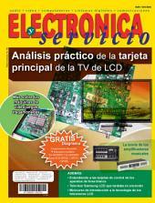 Electrónica y Servico: Análisis práctico de la tarjeta principal de la TV de LCD