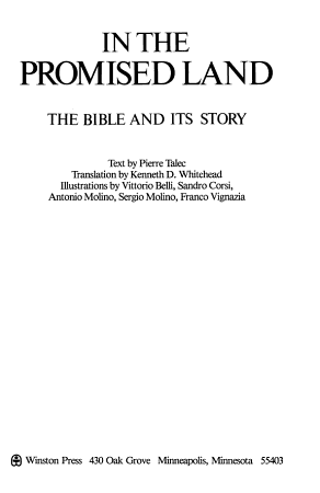 In the Promised Land PDF