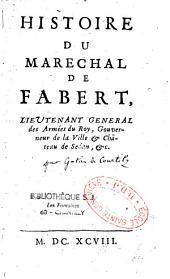 Histoire du Maréchal de Fabert