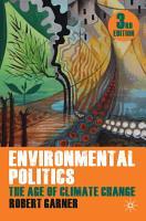 Environmental Politics PDF