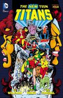 New Teen Titans Vol  4 PDF