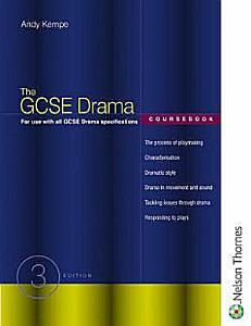 The GCSE Drama Coursebook Book