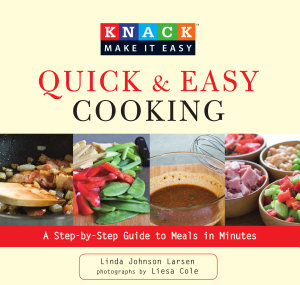 Quick and Easy Cooking PDF