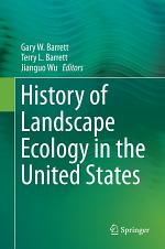 History of Landscape Ecology in the United States