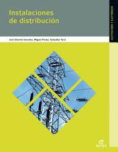 Instalaciones distribución (Edición 2013)