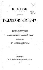 Die Legende von der Pfalzgräfin Genovefa