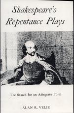 Shakespeare's Repentance Plays