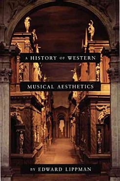 A History of Western Musical Aesthetics PDF