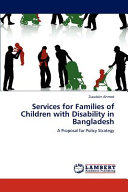 Services for Families of Children with Disability in Bangladesh PDF