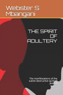 The Spirit Of Adultery Book PDF