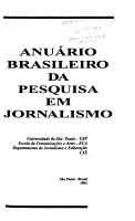 Anu  rio brasileiro da pesquisa em jornalismo PDF