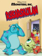 Monsters, Inc.: Rysarskolan