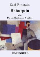 Bebuquin PDF