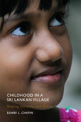 Childhood in a Sri Lankan Village PDF
