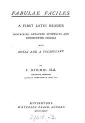 Fabulae faciles, a first Latin reader
