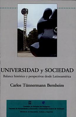 Universidad y sociedad PDF