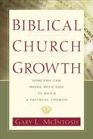 Biblical Church Growth PDF