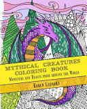 Mythical Creatures Coloring Book PDF
