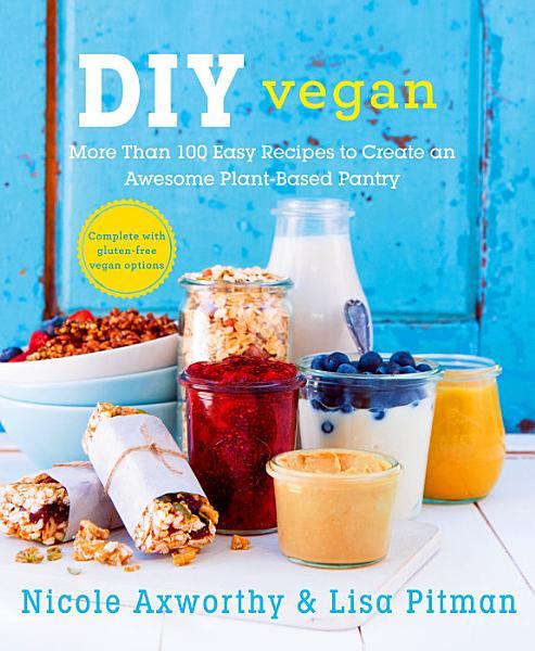 Download DIY Vegan Book