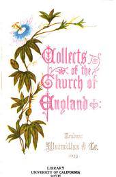 Collects of the Church of England
