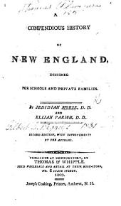 A Compendious History of New England