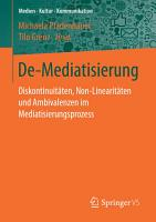De Mediatisierung PDF
