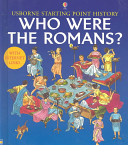 Who Were the Romans  Book