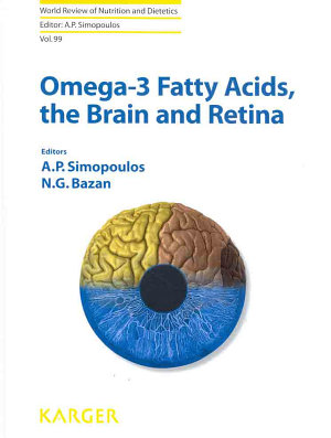 Omega-3 Fatty Acids, the Brain and Retina