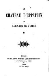 Le château d'Eppstein: Volume2