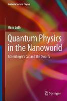 Quantum Physics in the Nanoworld PDF