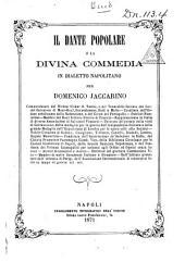 Il Dante popolare o la Divina commedia in dialetto napolitano: Inferno