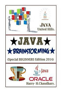Java Brainstorming 2014 PDF
