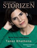 Storizen Magazine July 2020   Tanaz Bhathena