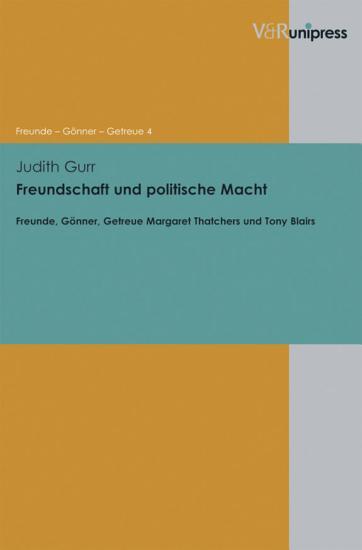Freundschaft und politische Macht PDF