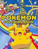 Pokemon Coloring Book PDF
