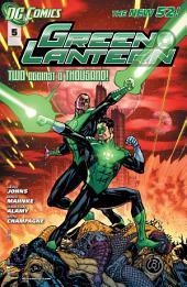 Green Lantern (2011-) #5