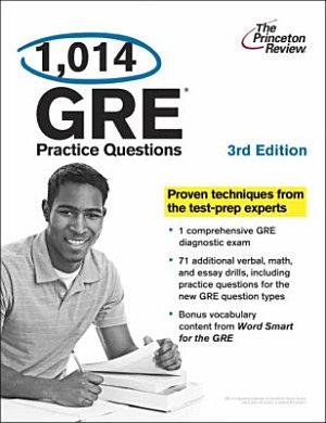 1 014 GRE Practice Questions