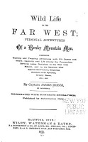 Wild Life in the Far West PDF