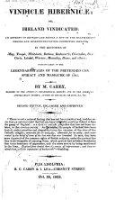 Vindiciae Hibernicae, Or, Ireland Vindicated