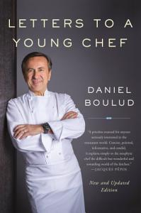Letters to a Young Chef Book