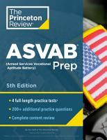 Princeton Review ASVAB Prep  5th Edition PDF