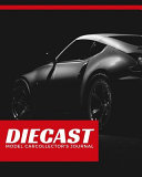 Diecast Model Car Collector's Journal