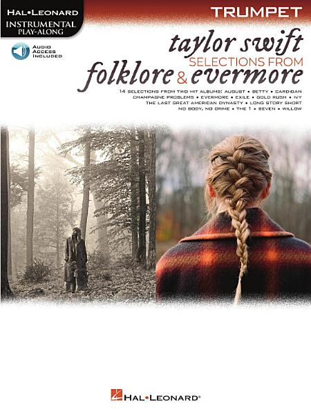 Download Taylor Swift   Selections from Folklore   Evermore Book