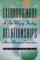 Extraordinary Relationships PDF