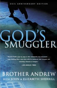 God s Smuggler Book