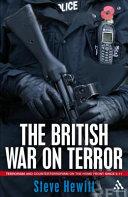 The British War on Terror