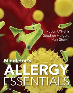 Middleton's Allergy Essentials E-Book