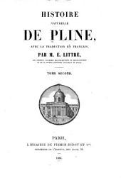 Histoire naturelle de Pline: Volume 2
